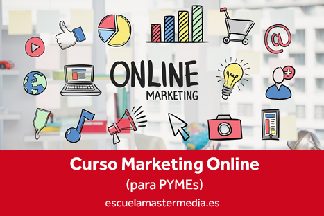 Curso Marketing Online para Pymes